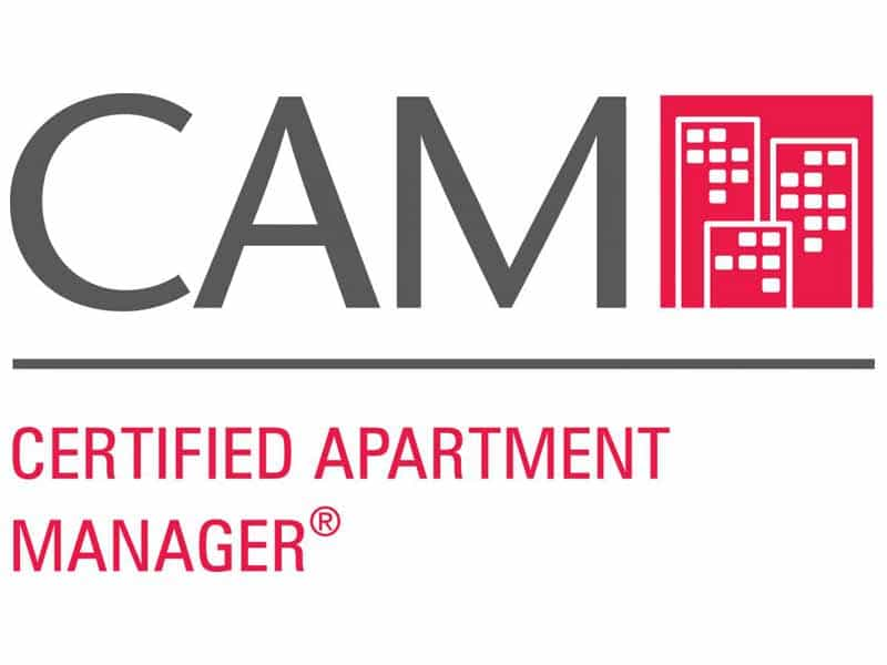 CAM - Certified Apartment Manager