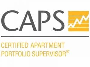 CAPS - Certified Apartment Portfolio Supervisor