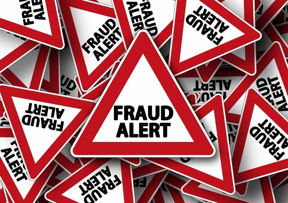 NJAA Fraud Alert