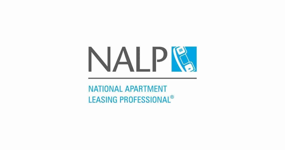 National Apartment Leasing Professional Nalp Njaa Seminar