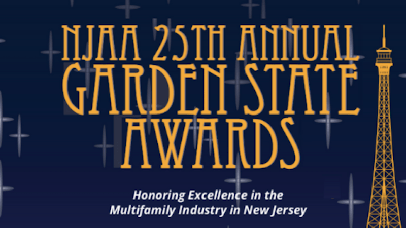 Congratulations to the 2018 Garden State Awards Finalists!