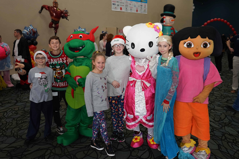 Children S Holiday Party Njaa