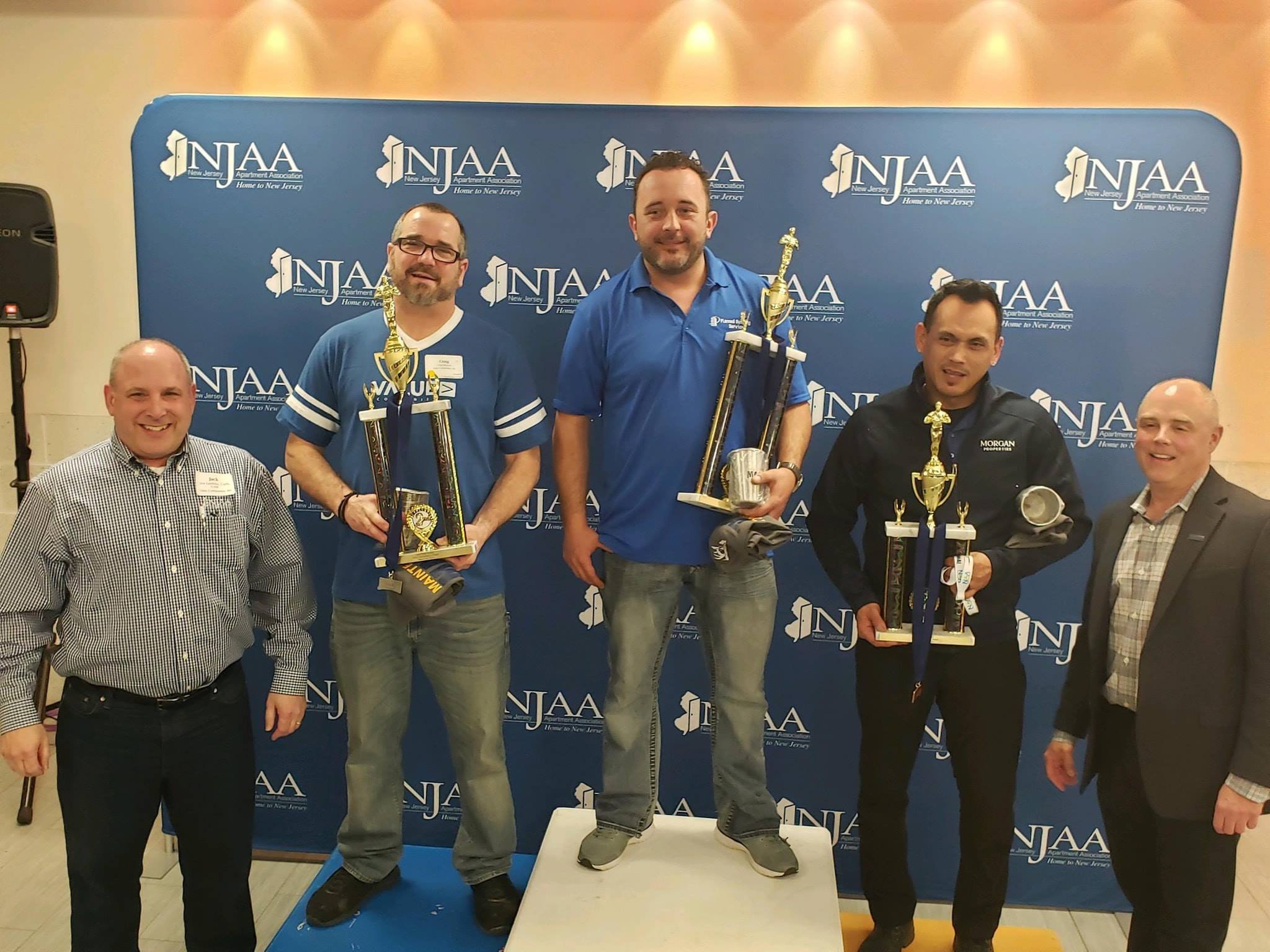 Maintenance Mania 2017 Winners