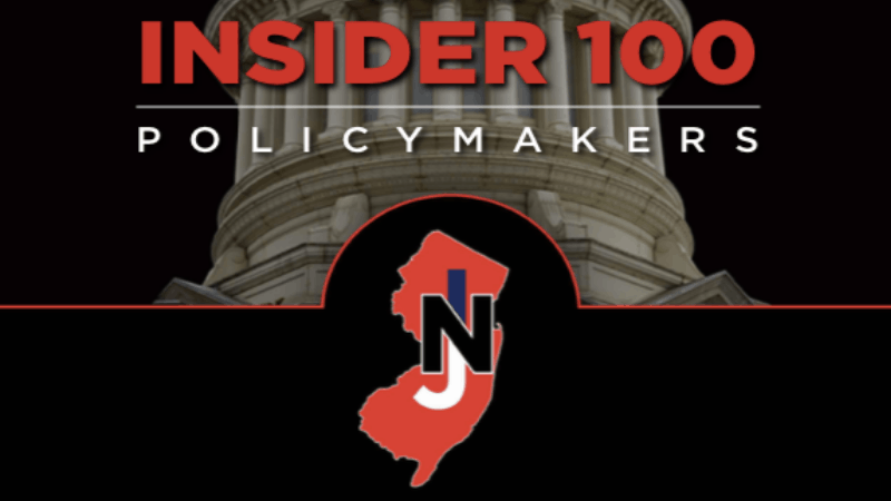 NJAA's David Brogan Listed Among Top Policy Influencers by InsiderNJ