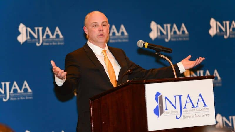 NJ's Largest Real Estate News Outlet Features NJAA President Steve Waters