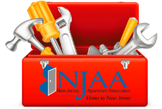NJAA Maintenance Appreciation Event Logo