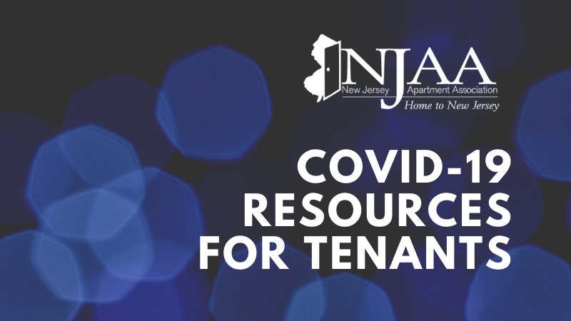 Tenant Resources During COVID-19
