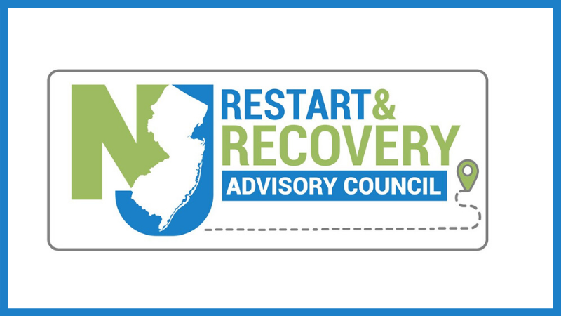 NJAA is proud to announce many member companies and Executive Director, David Brogan, selected for Governor Murphy's Restart and Recovery Advisory Council