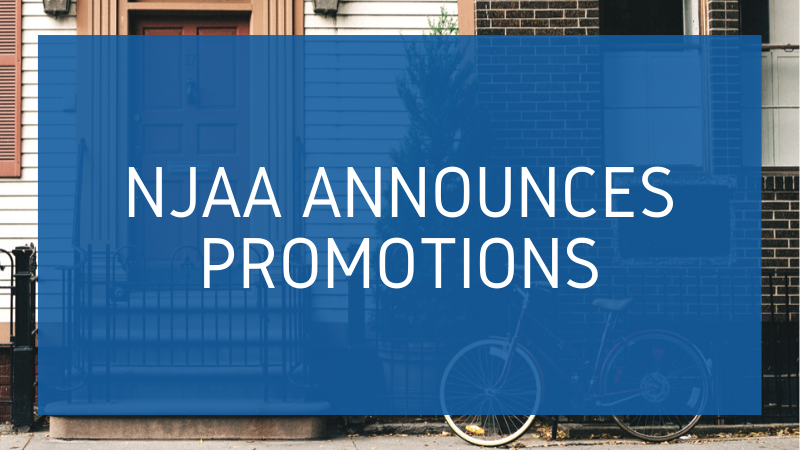 NJAA Team Members Kelly Ryan and Sarah Shaw Promoted
